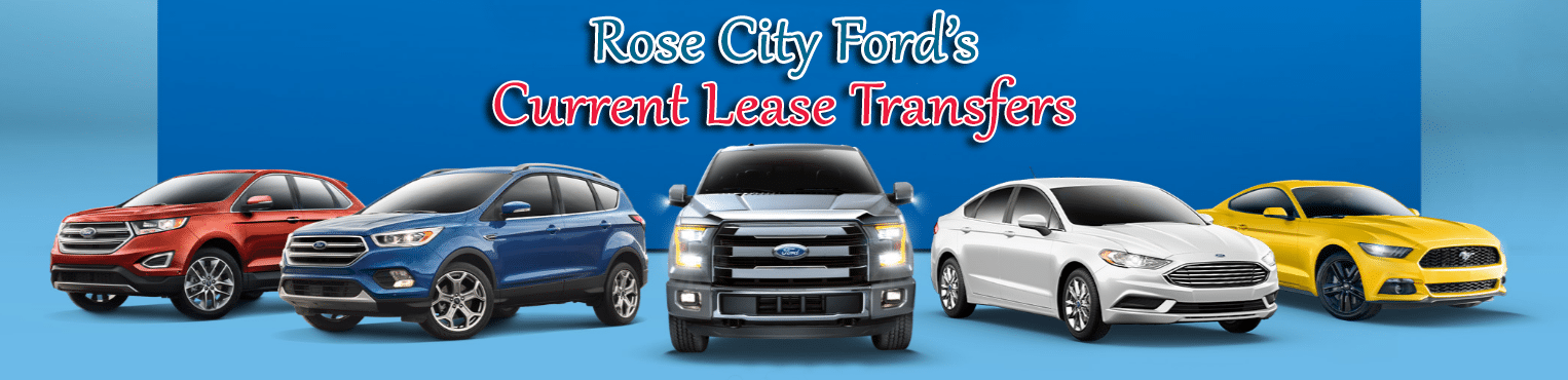 Ford Current Lease Transfers