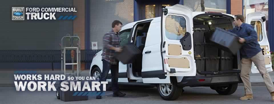 All-New Transit: The Future of Full-Size Vans