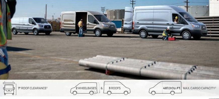 Transit Van: A Size For Every Job