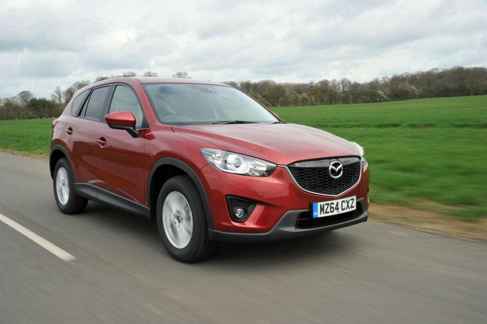 Mazda CX-5 Named Best By by What Car