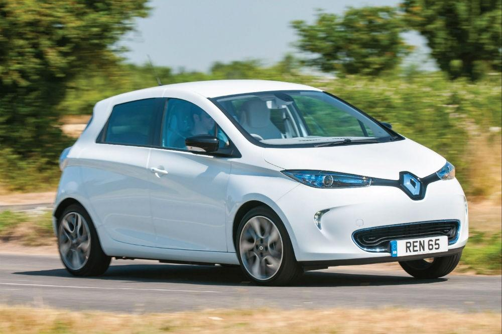Renault ZOE Receives a Range Boost