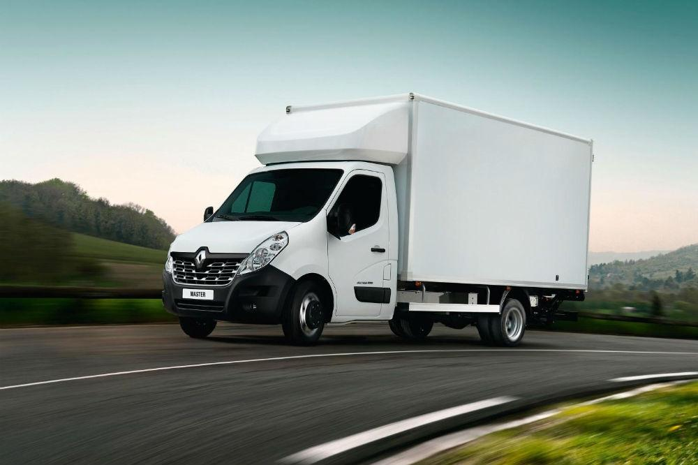 Renault Announces Specs & Pricing for New Master Van