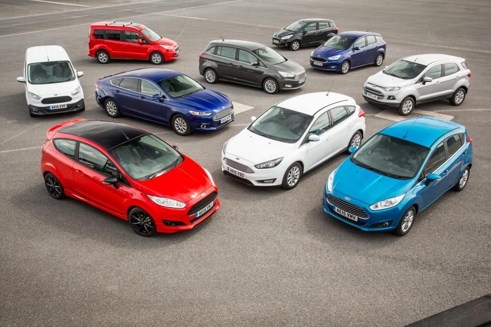 Ford EcoBoost Engine Voted Best in Class