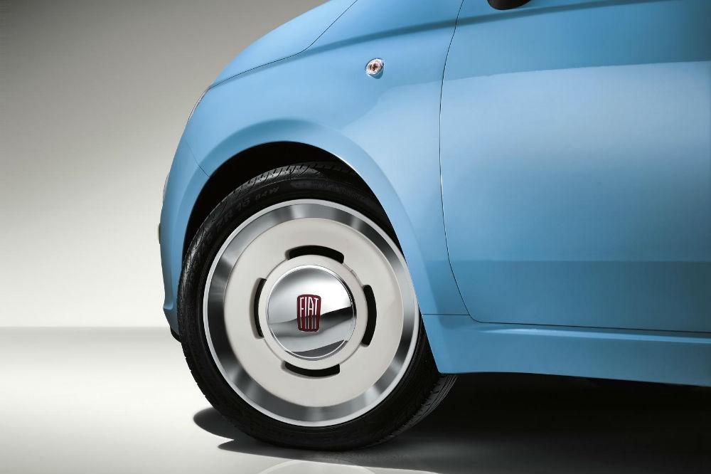 Fiat unveils retro Vintage '57 500