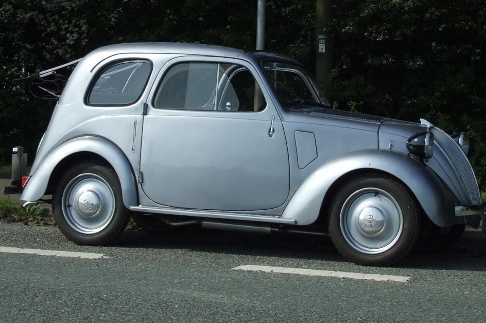 Pre-War Fiat 500 Topolino to be Auctioned