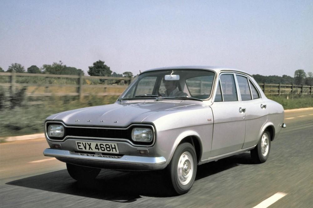 Iconic Escort Named Favourite Ford