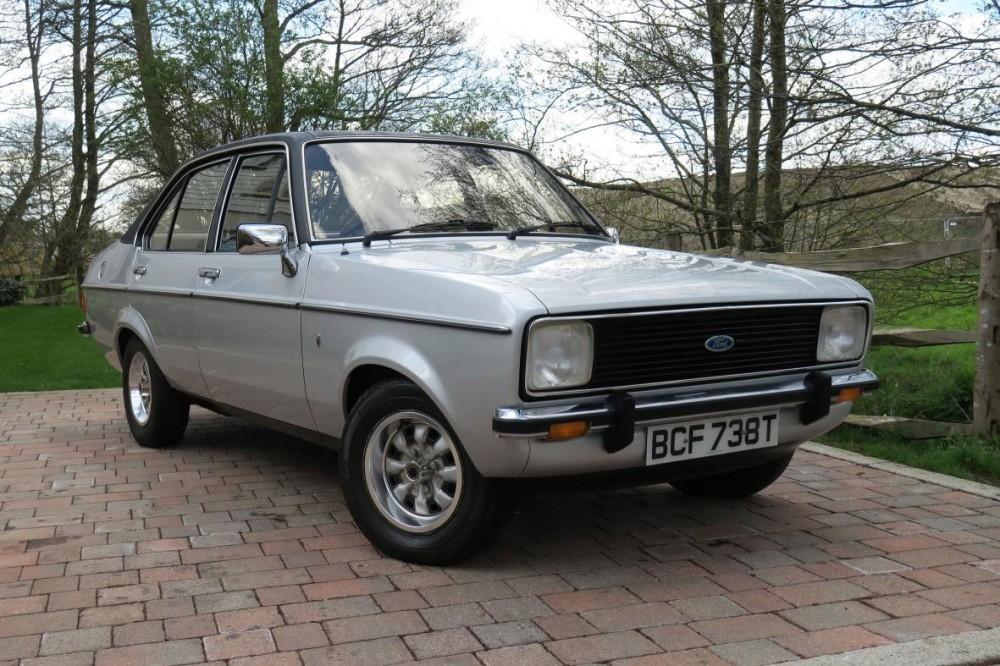 Time-Warp Condition Ford Escort Auction