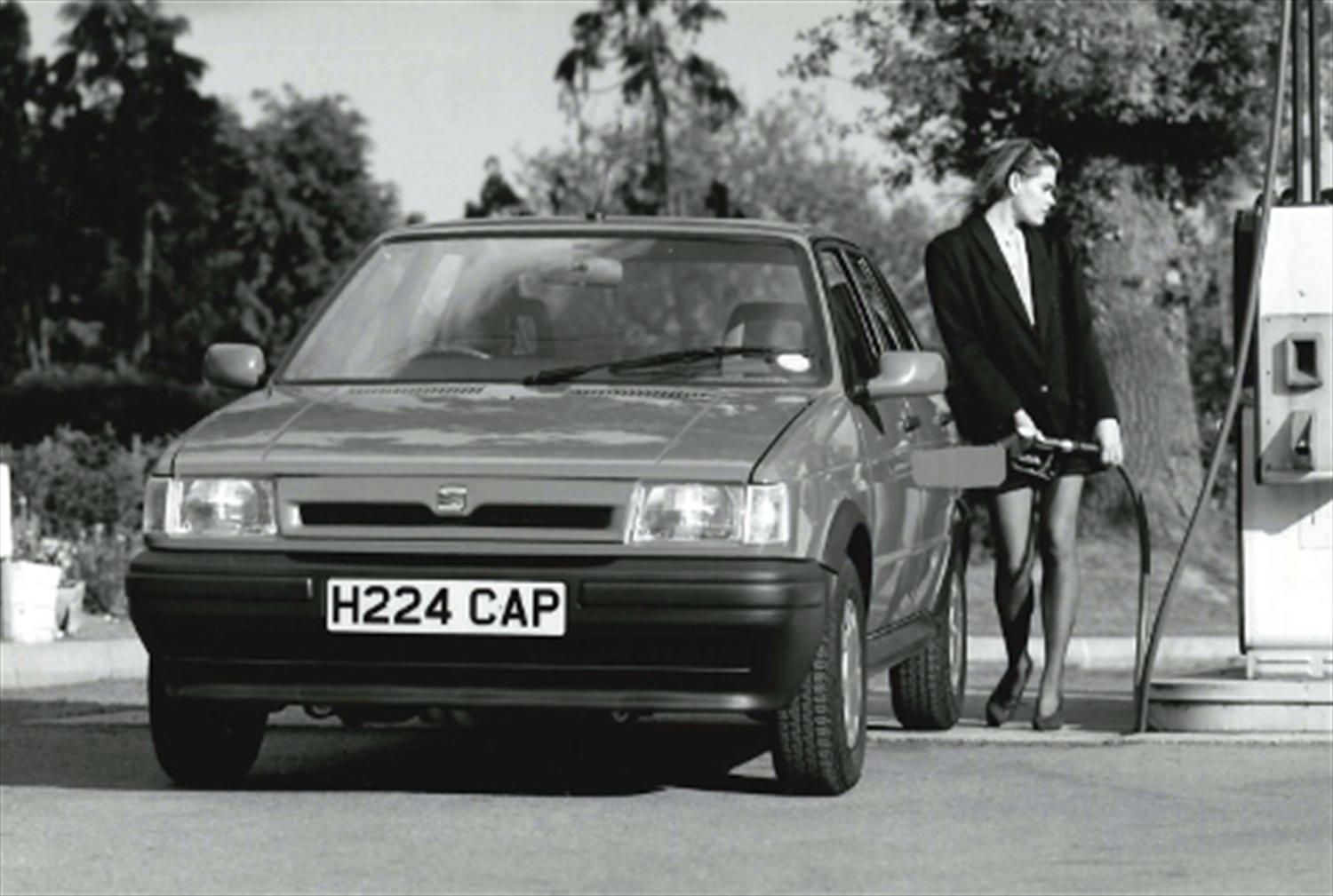 25 years of Seat in the UK