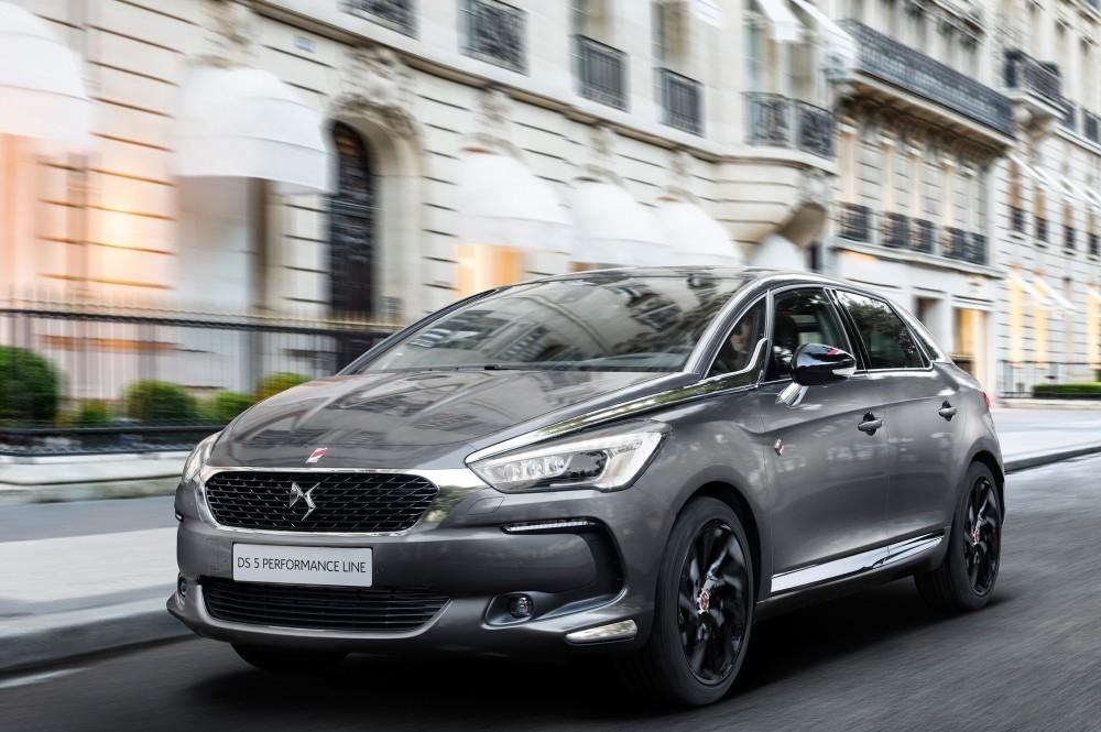 DS 5 Performance Line 180 Auto Review