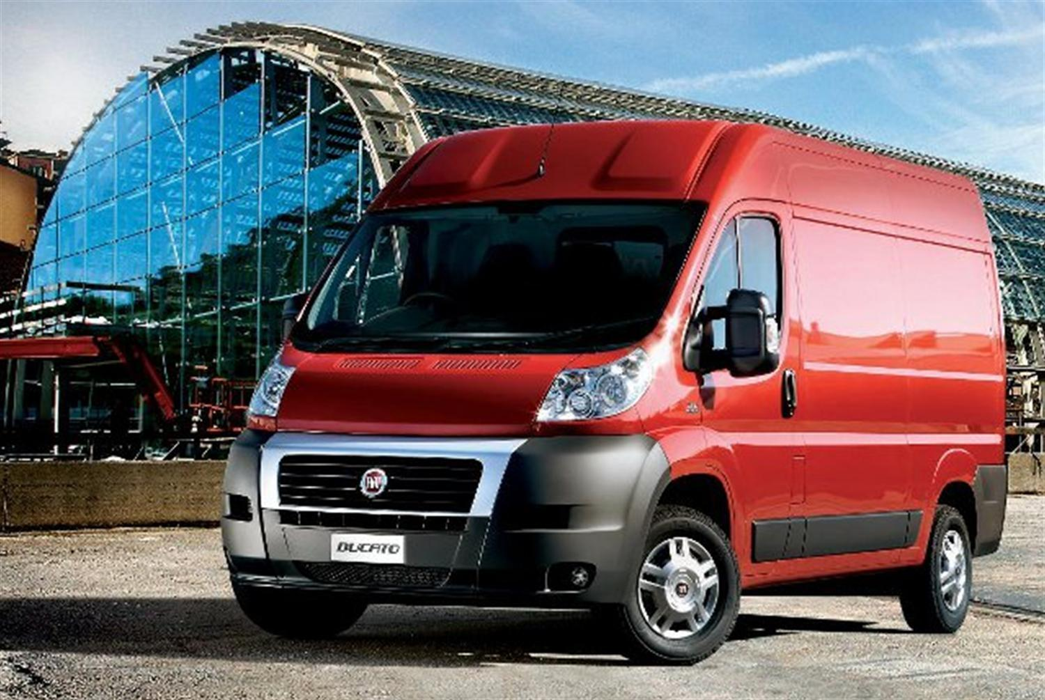 New automatic gearbox for Fiat Ducato
