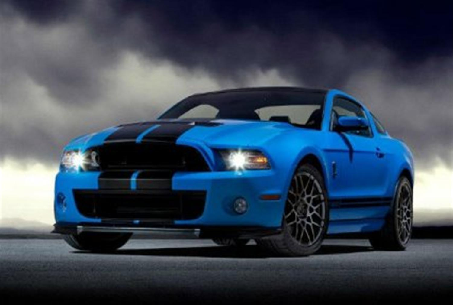 2014 Ford Mustang will reach UK showrooms