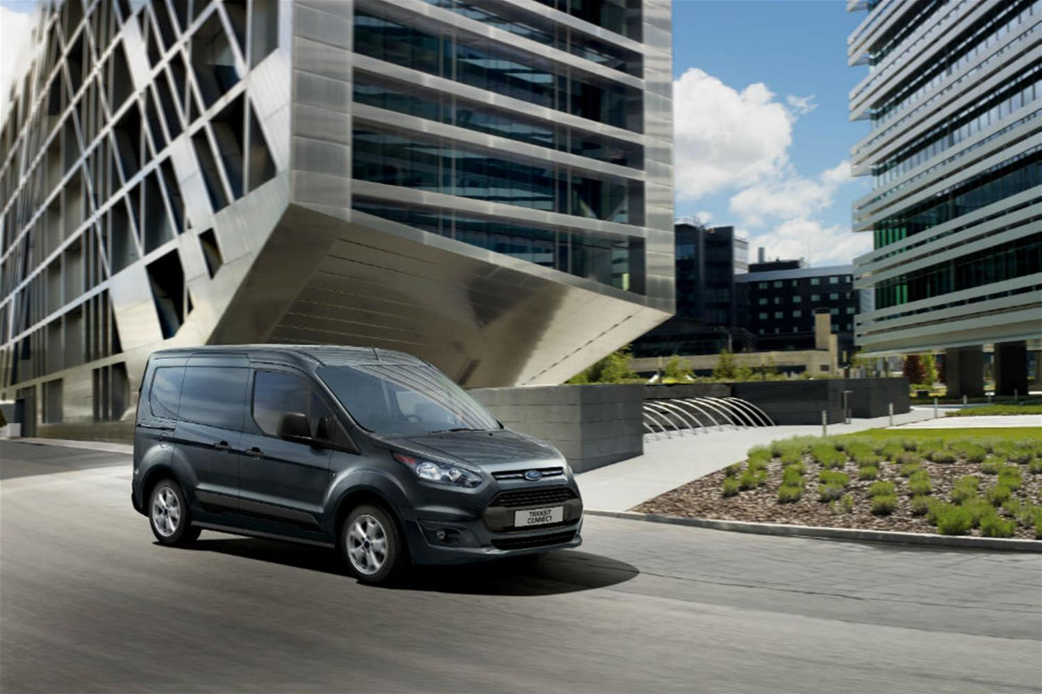 2013 Ford Transit Connect Will Bring New Customers