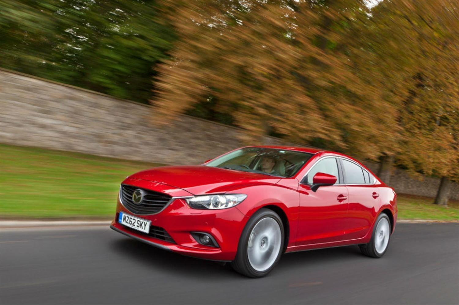 Mazda6 Takes CarBuyer's Large Family Car Award