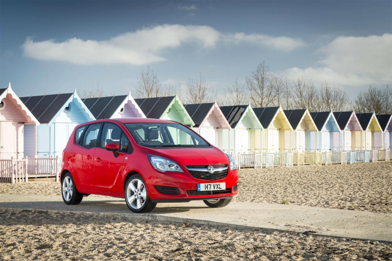 2014 Vauxhall Meriva on sale now