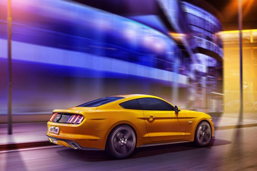 Ford's new Mustang: Sally finally gets her car in right-hand drive