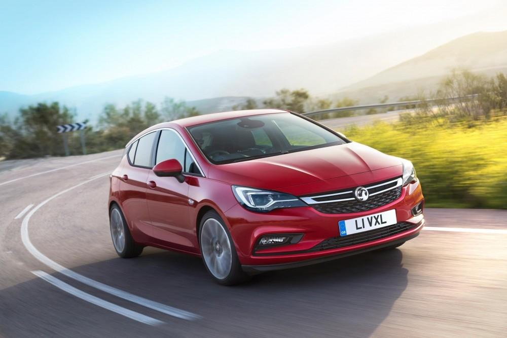 New Astra Voted European Car of the Year 2016