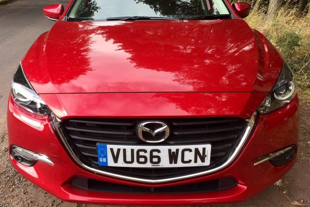 Showing off the latest number plate is passé