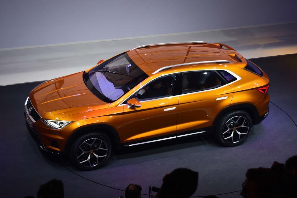 SEAT Unveils a New 20V20 Concept