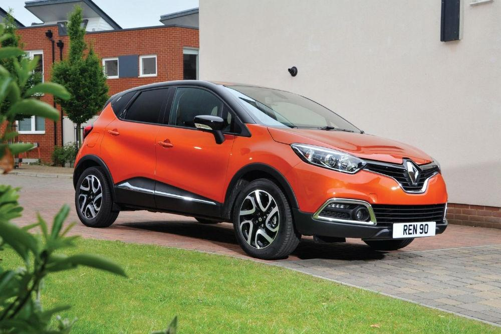 Reassurance from Vauxhall's Network QRenault Captur crowned Best Small SUV at What Car? Awards
