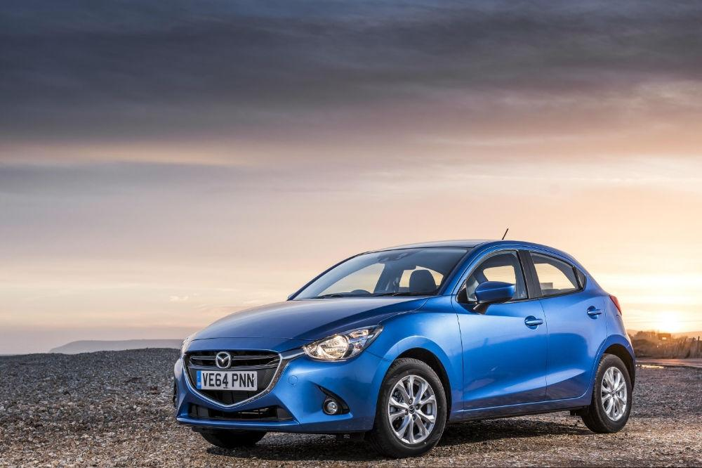 Mazda2 named Car of the Year by Car Dealer magazine