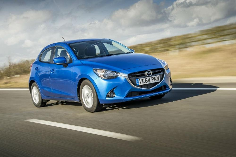 New Mazda2 now Available on Motability