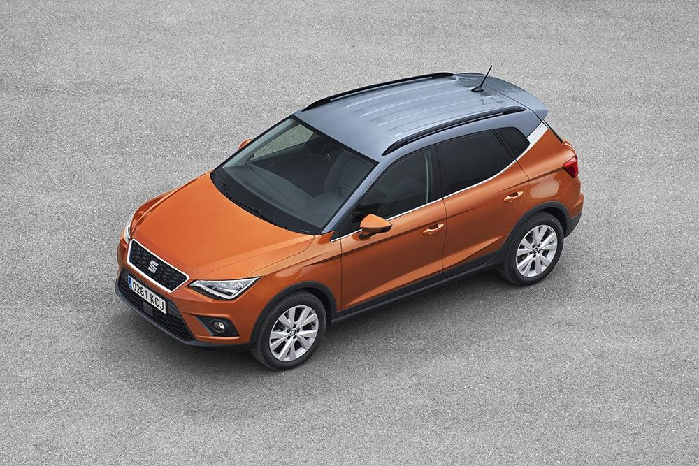 All-New SEAT Arona review