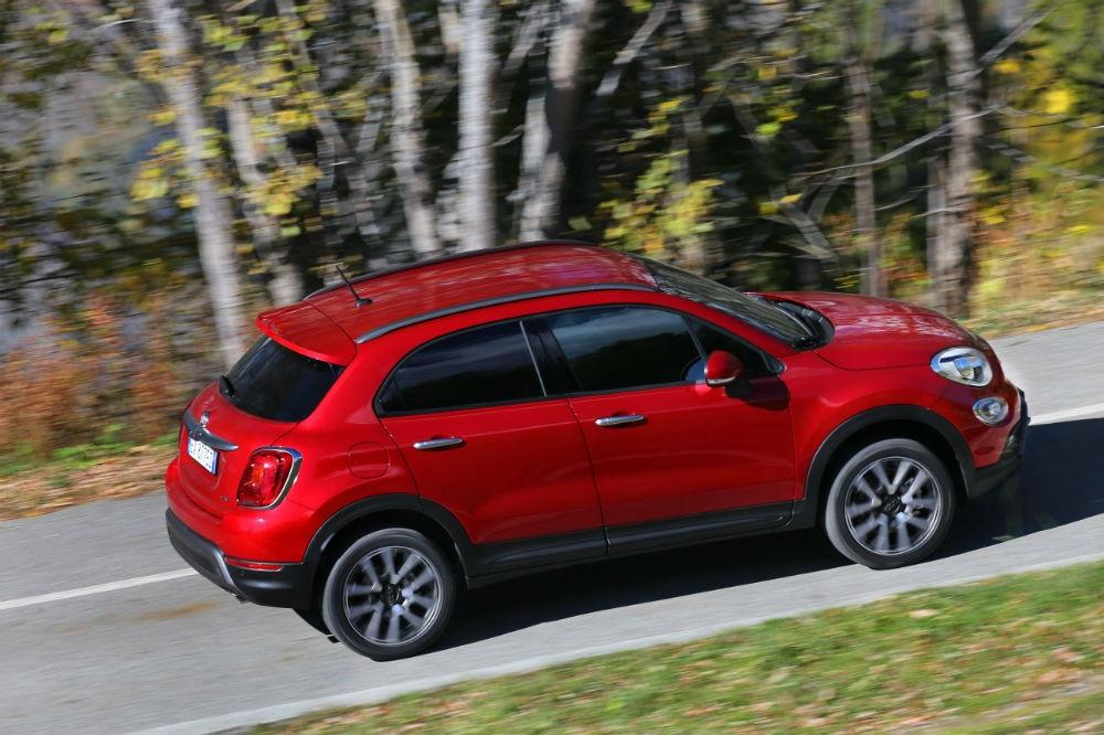 Pricing Revealed for Fiat 500X