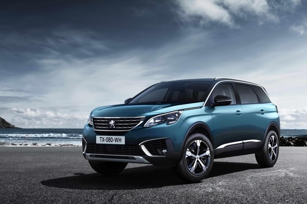 Check out the all-new Peugeot 5008 SUV