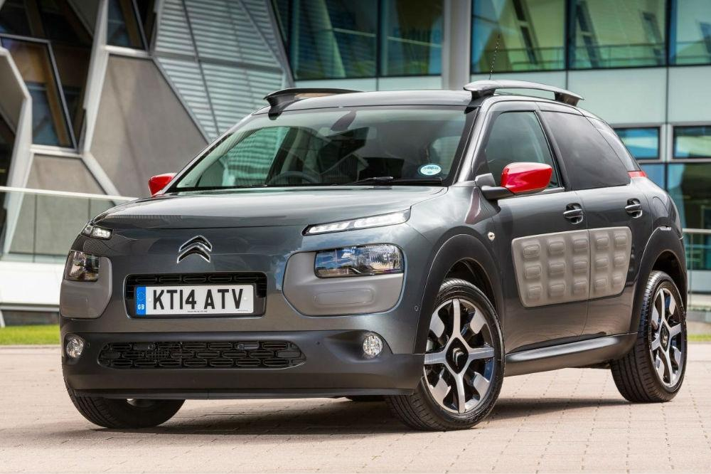 Citroen C4 Cactus on sale now