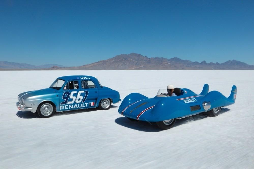 Renault Etoile Filante Returns To Utah
