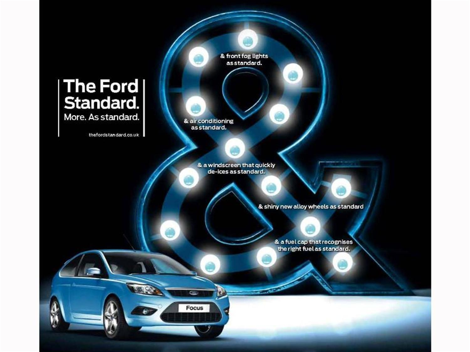 Ford goes back to basics with new ad campaign