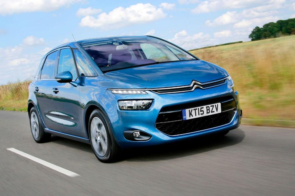 Citroen C4 Picasso Named Best MPV by Fleet World 2X in a Row