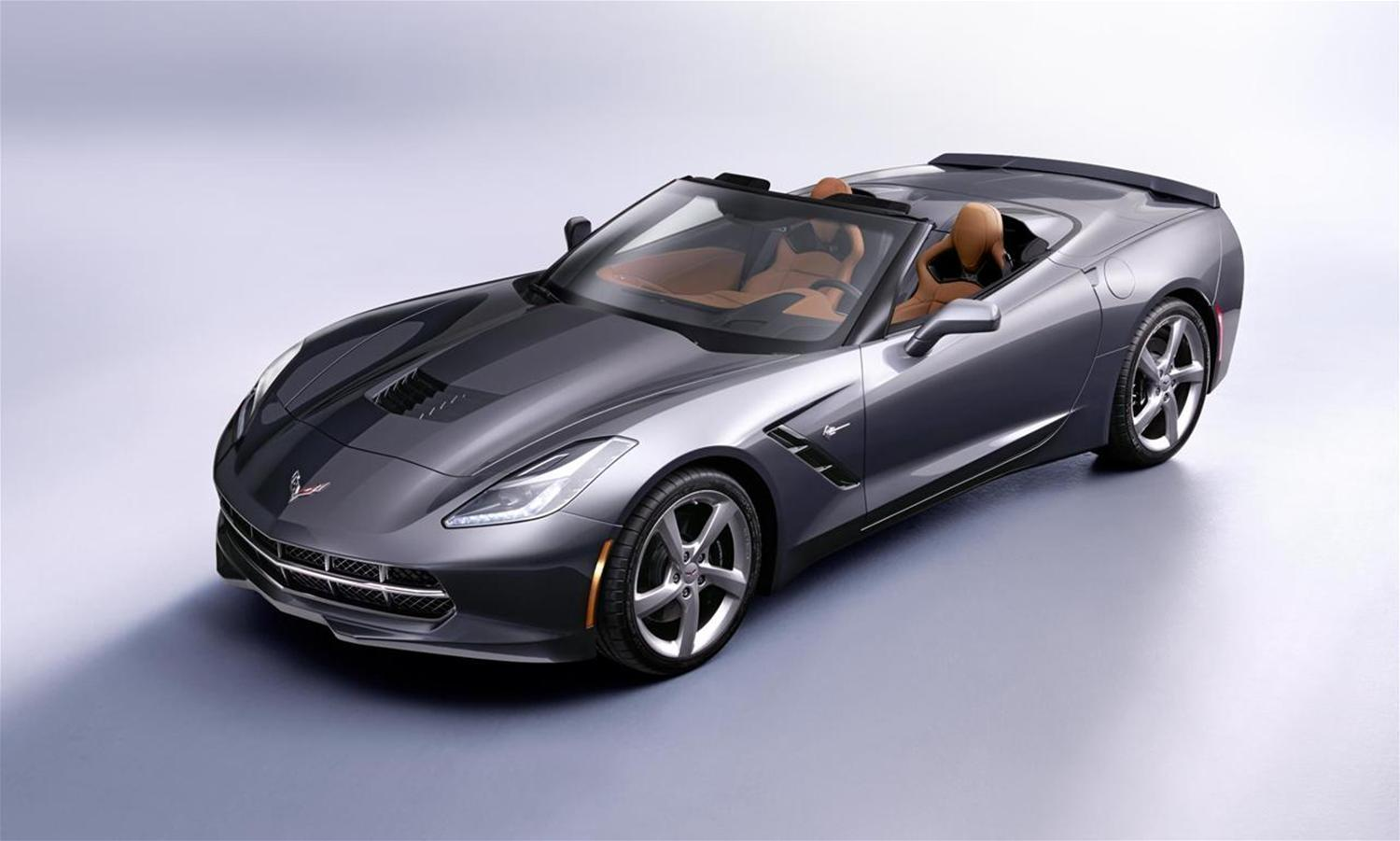 2014 Chevy Corvette UK Prices Hinted