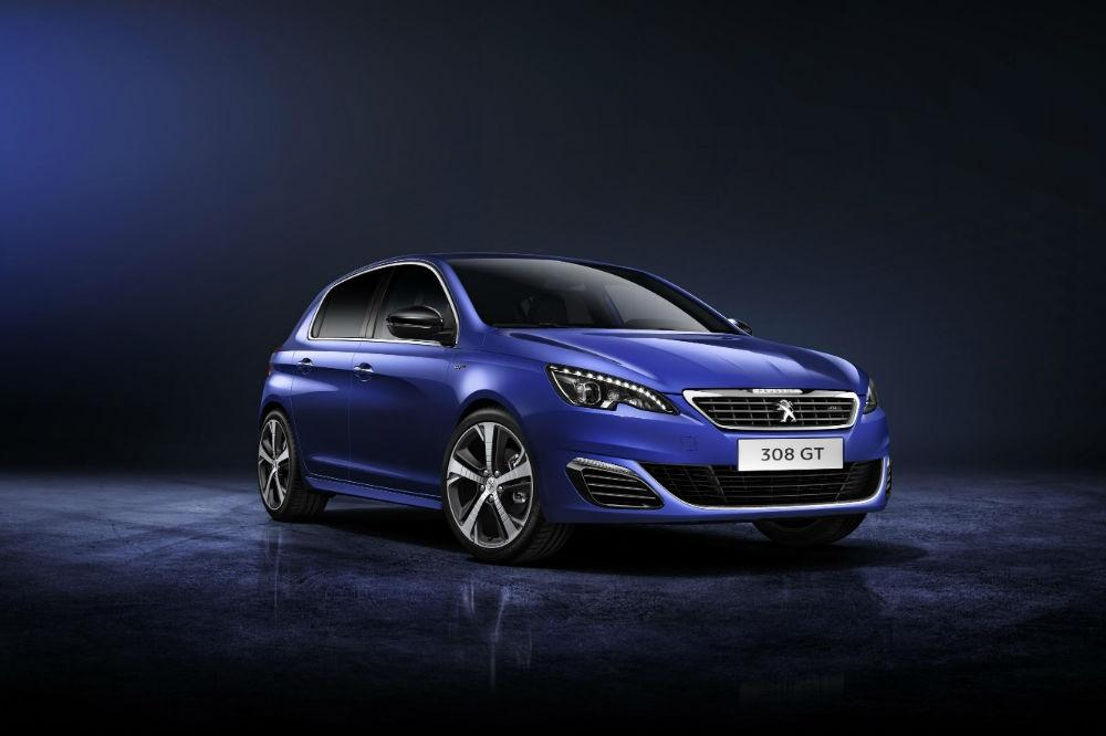 Peugeot Introduces New 308 Sportium