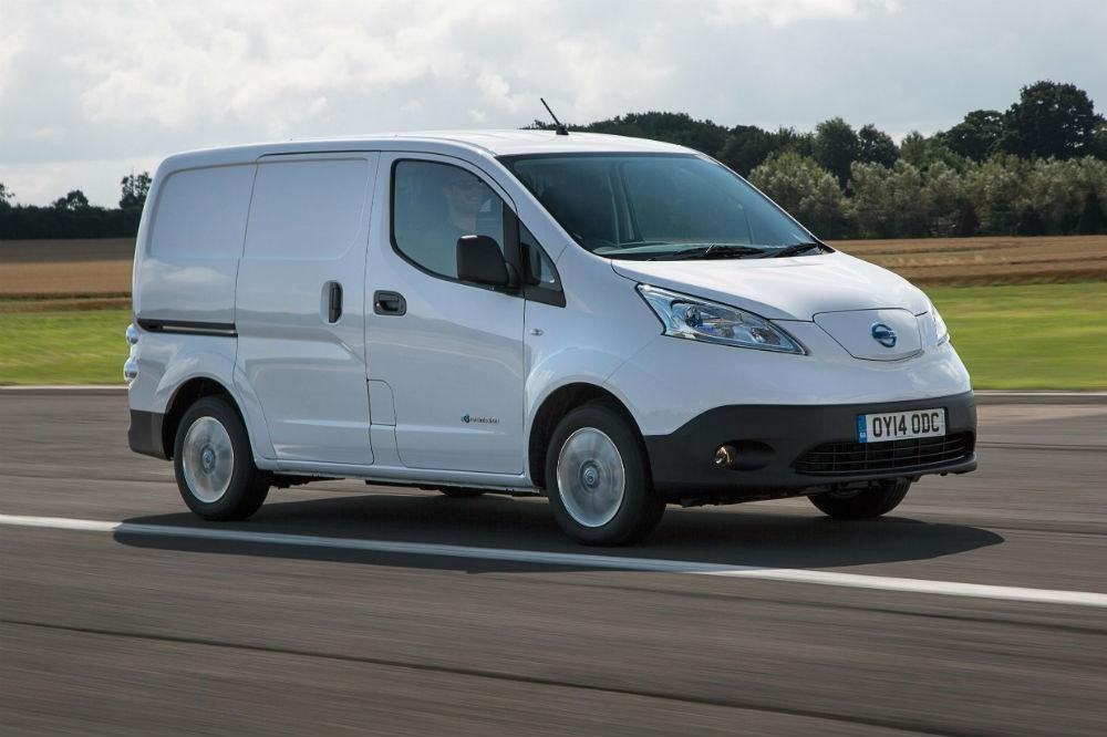 Nissan e-NV200 Named Van of the Year