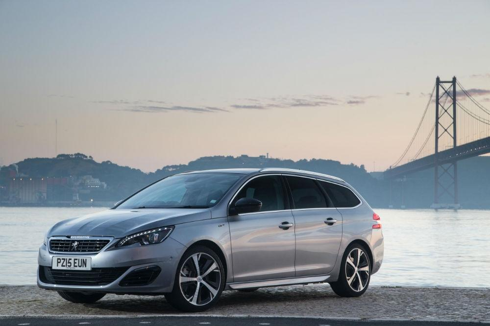 Peugeot 308 Named Best Estate to Lease