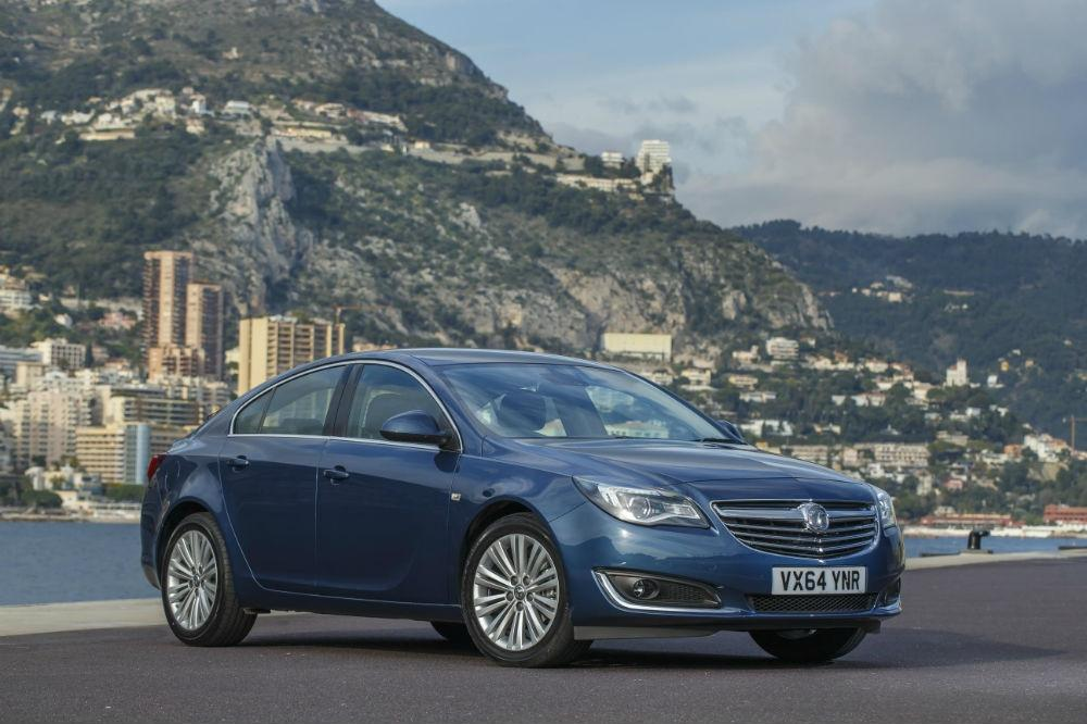 Vauxhall Insignia to get new Whisper Diesel engine