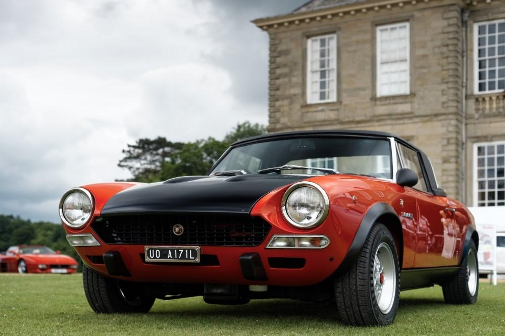 Fiat 124 Spider Revival