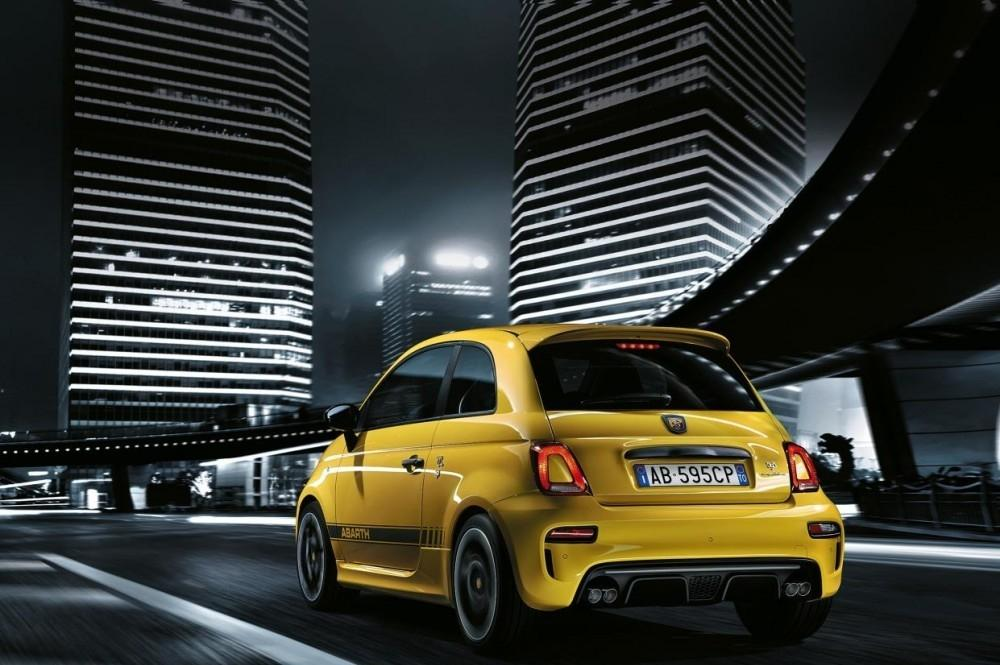Pricing for All-New Abarth 595 Announced
