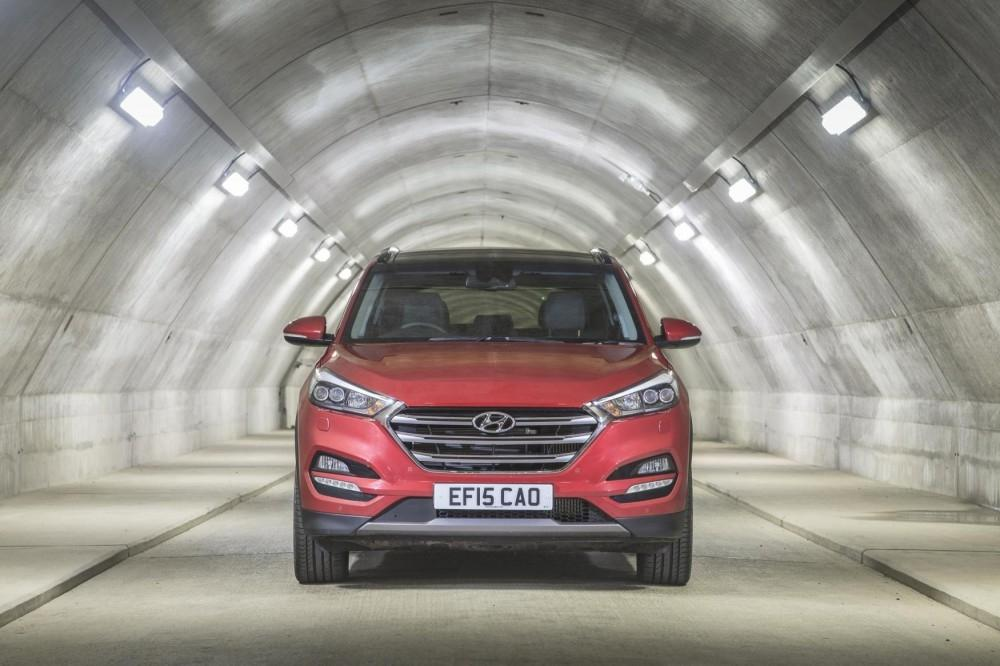 Higher-Powered Hyundai Tucson Now Available
