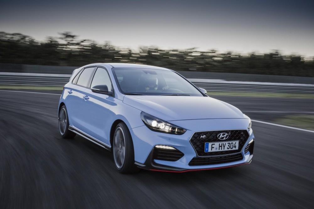 i30 N – Hyundai's New Performance Model
