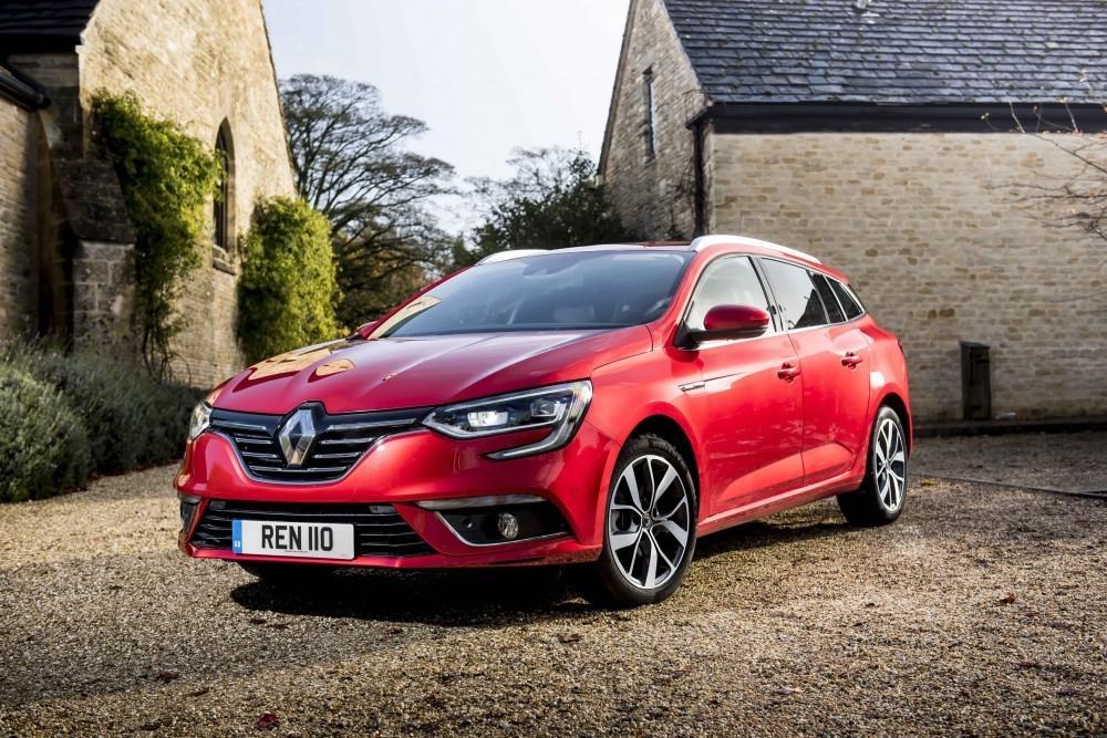 Renault Mégane Sport Tourer Review