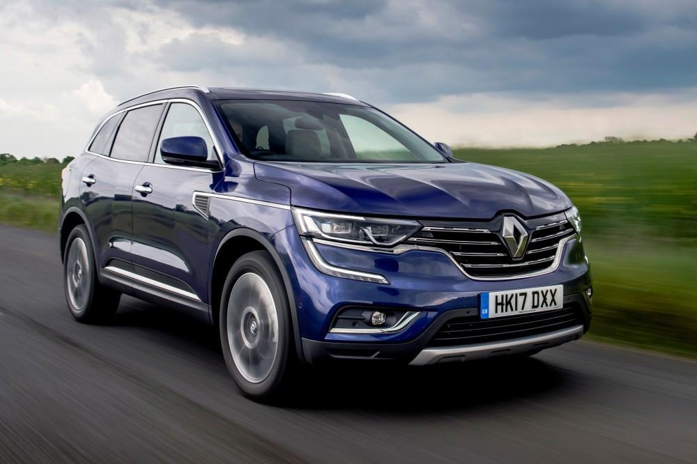 Renault Koleos 2017 Review