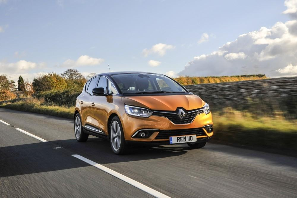 All-new Renault Scenic review