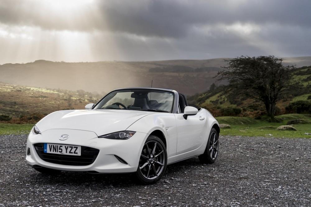 Mazda Honoured at Awards Ceremony