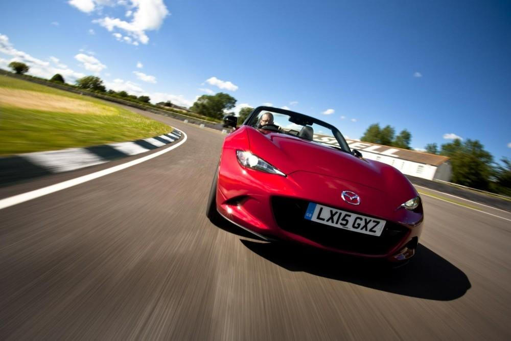 Mazda MX-5 Named Best Real World Driver's Car