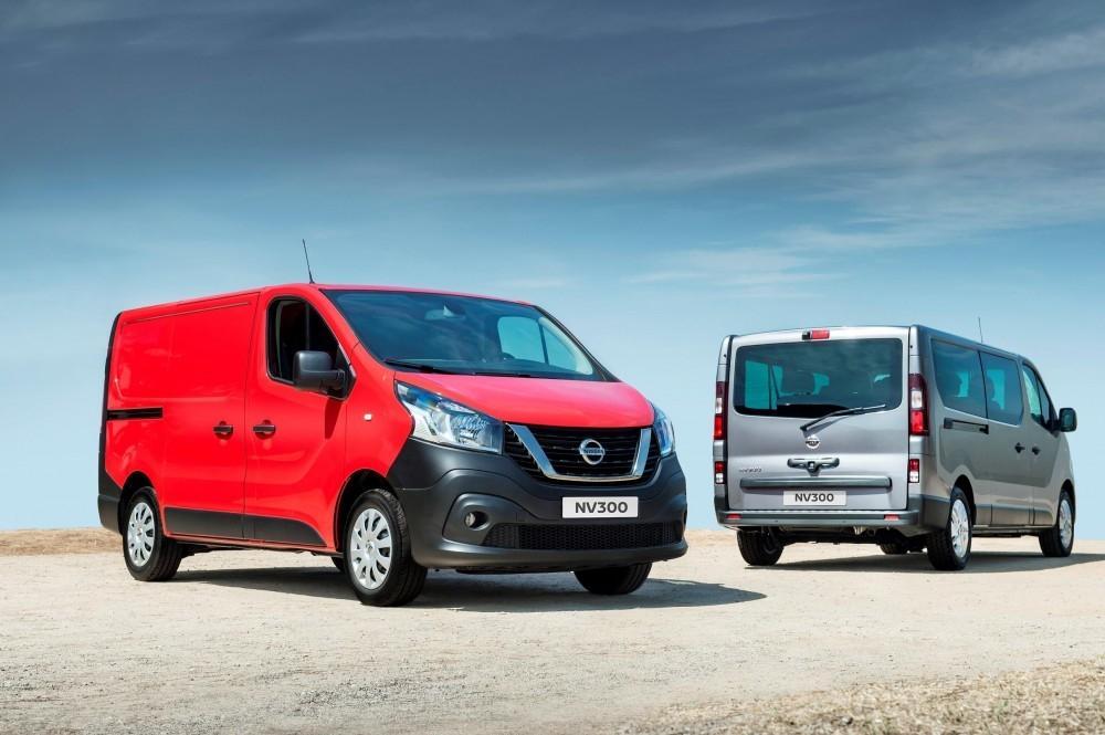 New Nissan van arrives