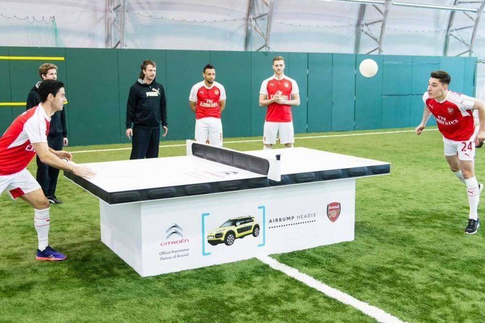 Arsenal Goes Head to Head with Headis