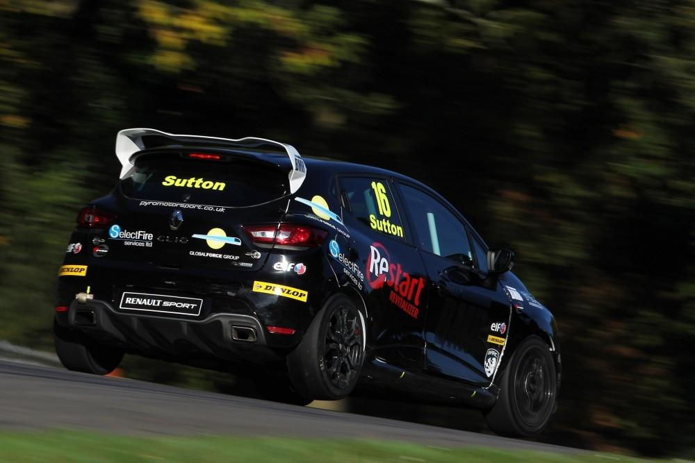 British Touring Car Championship Claims Ashley Sutton