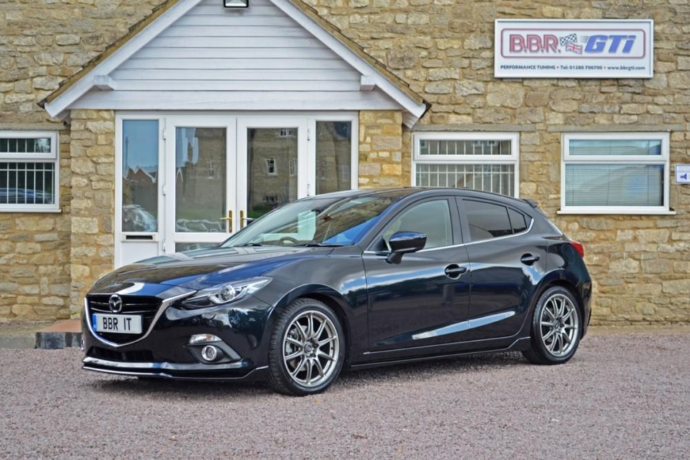 BBR Launches Tuning Option for the Mazda 3